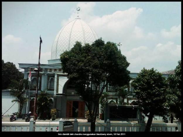 materi khutbah kereen.. (jumatan di masjid at-taqwa cipedak)